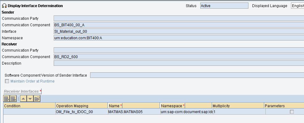 Scenario File to IDoc – Nick4Name